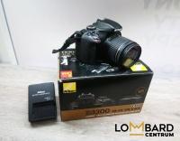 Aparat Nikon D3300 Dworcowa 15j