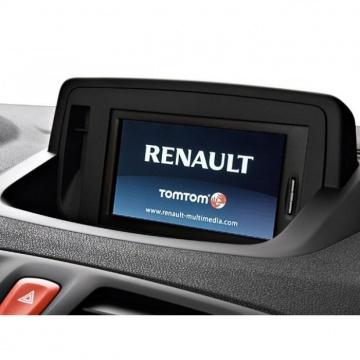 Aktualizacja map Renault Tomtom Carminat 50zł