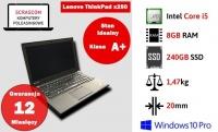 Laptopy poleasingowe Dell gwarancja raty 0% Windows 10 Pro