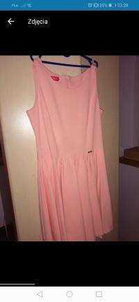 Sprzedam suknię i sukienkę