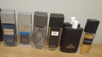 Perfumy męskie NOWE - różne
