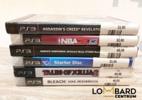 Gry na PS3, PS4 Dworcowa 15j Obok banku ING