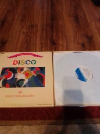 Płyty Sprzedam album 3 płytowy winyl Disco