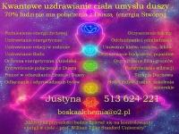 Kwantowe uzdrawianie ciała umysłu duszy