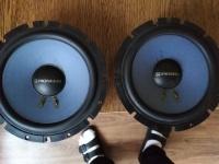 Głośniki samochodowe Pioneer 150w 4omy