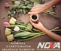 Florysta z certyfikatem Nova CE Poznań