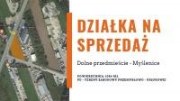 Sprzedaż działki Myślenice. Dobra lokalizacja pod Krakowem.