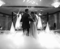 Pierwszy taniec w chmurach - ciężki dym
