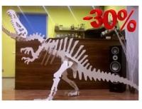 szkielet dinozaura - mega puzzle 3D