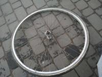 Koło rowerowe przednie przód 28 cali kolarka wąskie