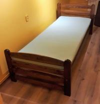 Sprzedam łóżko jednoosobowe.
