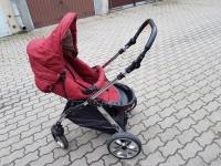Wózek wielofunkcyjny 3w1 model B4X FASHION PARIS CHROME