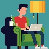 pracujesz zdalnie w domu ?