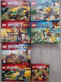 Klocki LEGO figurki i inne