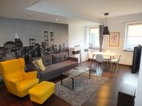 Umeblowane mieszkanie o wysokim standardzie