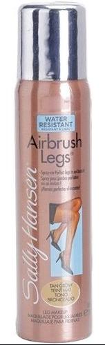 Sally Hansen Airbrush Legs Tan Glow rajstopy w sprayu