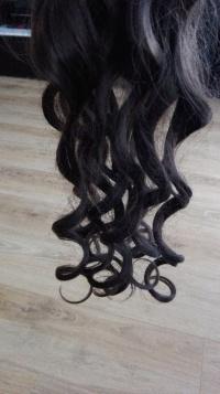 Doczepiane włosy CLIP IN TRESKI 8 części 60cm 160g