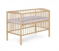 Łóżeczko dla dziecka z materacem - ładne