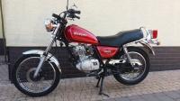 SUZUKI GN 125,MOTOCYKL