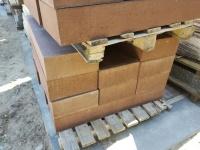 wyprzedaż blok schodowy betonowy ciemnybrąz 35 zł/szt.