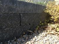 ogrodowa palisada 9/8/35 cm efekt kamienia  łupanego