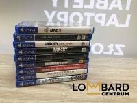 Mała dostawa gier na PS4  LoMbard Centrum ul. Dworcowa 15j,