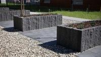 WYPRZEDAŻ betonowa palisada łupana Libet 10 zł/szt.