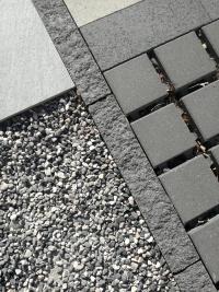 palisada wys. 60cm efekt łupanego kamienia kolor nero 15 zł