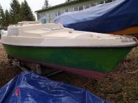 Żaglówka , jacht kabionwy ELBIMBO