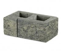 ogrodzeniowy pustak słupkowy efekt łupanego kamienia 17 zł