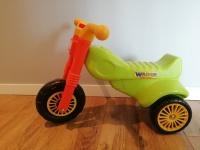 Jeździk motorek / rowerek trójkołowy