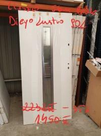 Drzwi zewnętrzne stalowe. Przecena 35%