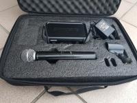 Shure PGX 24/ SM58 mikrofon bezprzewodowy