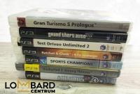 Mała dostawa gier na konsolę Ps3/LoMbard Centrum