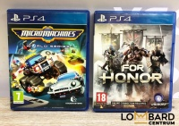 Gry na Ps4 -  Micromachines, For Honor
