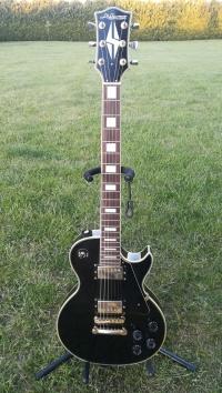Sprzedam gitarę elektryczną les paul. 590zł do negocjacji