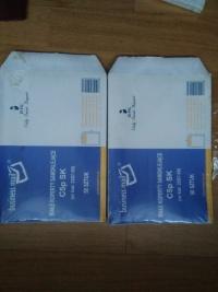 Ofertówki, koperty, teczki plastikowe