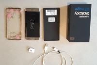 Smartfon Samsung Galaxy S7 edge złoty-platynowy