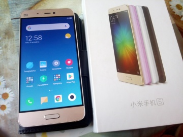 Sprzedam Xiaomi mi 5 dual SIM ładny lte NFC 3/64gb