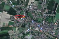 Duża działka inwestycyjna w Kłodawie.
