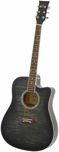 Sprzedam ciekawą gitarę Morris MGW 305 SB CEQ elektroakus