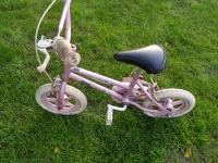 Rower dziecięcy Pink 12 Cali