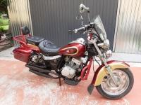 Sprzedam super motocykl 150 cm
