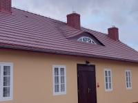 Dachy okna rynny