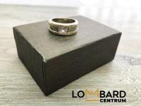Złoty sygnet próby 585 14K  Rozmiar 13 Waga 6,22 gram  LoMba