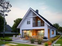 Projekty domów Turek / bezpłatne konsultacje