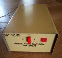 Regulator napięcia Unitra RN 300/1 Turek