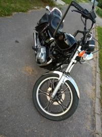 Sprzedam Suzuki GS 450L