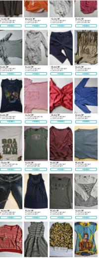 Sprzedam ubrania