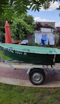 Sprzedam łódke